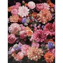 Paveikslas COLORFUL FLOWERS 90x120