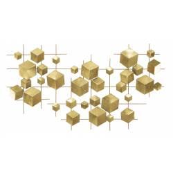 Dekoracija ABSTRACT 90,5x3,5x50