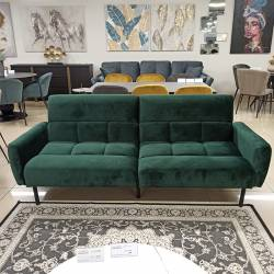 Sofa-lova JOSIE VIC 207x71x81 žalia