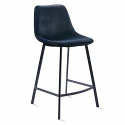 Pusbario kėdė RIMINI VIC juoda