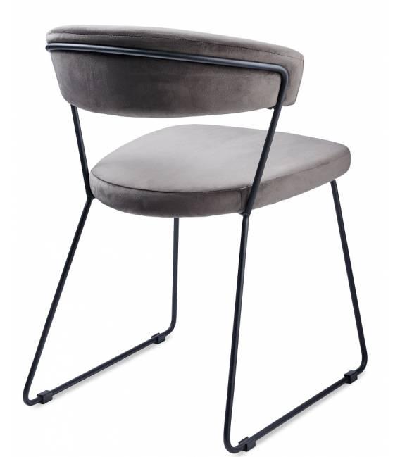 Kėdė TERA VIC pilka
