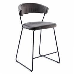 Pusbario kėdė TERA VIC pilka