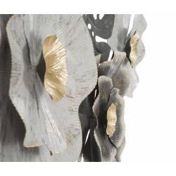 Dekoracija FERRO TODY 132x71 metaliniai lapai