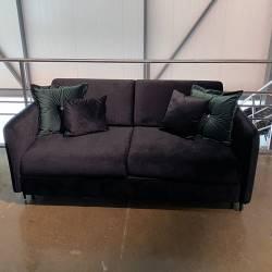 Sofa-lova JOY 182x95 juoda