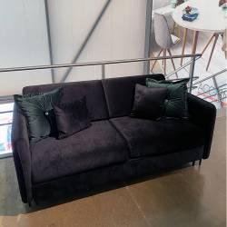 Sofa-lova JOY 182x95 VIC juoda