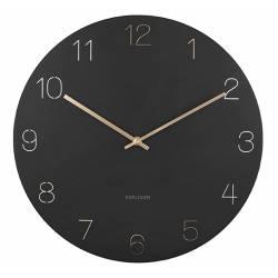 Laikrodis CHARM ENGRAVED NUMBERS Ø30