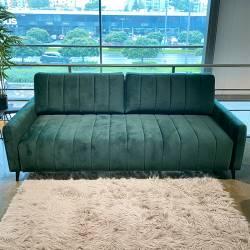 Sofa-lova MOLINA VIC 226x101 žalia