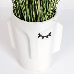 Vaza AMENNA balta