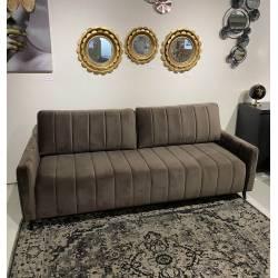 Sofa lova MOLINA VIC 226x101 ruda