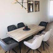 Smagu sulaukti gerų atsiliepimų ir gražių klientų nuotraukų!❤️🤩Nuotraukoje stalas FAVIGNANA ir krėsliukai MOON. Dėkojame @nov_iki 🤗 #accantobaldai #baldai #baldaiinternetu #baldudizainas #stalas #kedes #valgomasis #valgomasistalas #valgomojobaldai #namai #namams #idejosnamams #ikvepimas #dizainoidejos #stilius #jaukumas #jaukusnamai
