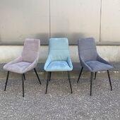 Patogios, praktiškos ir kokybiškos kėdės - TOSCA🥰 #accantobaldai #baldai #namams #idejosnamams #baldusalonas #baldaiinternetu #vilnius #ogmiosmiestas #melyna #piłka #ruda #kede #ikvepimas #dizainas