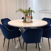 Valgomasis kuriuo sunku nesižavėti! 😍👌#accantobaldai #baldai #baldusalonas #interjerai #stalas #valgomasis #valgomojobaldai #krėsliukas #mėlyna #balta #spalva #modernusstilius #namai #jaukusnamai #jums #baldaiinternetu #žavinga #valgomojostalas #valgomojokėdė #ikvepimas #idejos #idejosnamams #gražu