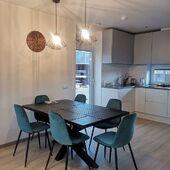 Dalinamės @siinarchstudio nuotraukomis, kuriose matyti mūsų kėdės - LISSY. 🥰 #accantobaldai #siinarchstudio #baldai #baldainamams #interjerai #skandinaviskasdizainas #skandinaviskasstilius #baldustilius #namai #jaukumas #jaukusnamai #spalvos #virtuvė #valgomojobaldai #valgomasis #šviesu #geranuotaika #kėdės #stalas