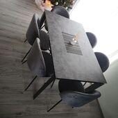 Kai klientai laimingi tai ir mes patenkinti! ❤️ @s.dagene #accantobaldai #baldai #stalas #valgomojostalas #baldaiinternetu #namai #jaukusnamai #jaukumas #namams #valgomasis #valgomasisstalas #svetainė #svetainesbaldai #šiluma #nuostabu #tobula