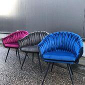 Naujos krėsliuko - ANDREA spalvos jau Accanto baldų salonuose Vilniuje, Kaune, Klaipėdoje ir Panevėžyje! ❣️👌🤗 #accantobaldai #baldai #baldaiinternetu #baldudizainas #stilius #dizainas #stilinginamai #spalvos #spalvosįkvepia #kėdės #krėsliukas #tuttieduefurniture #stilinginamai #jaukumas #jaukusnamai #vilnius #ogmiosmiestas #valgomasis #valgomojobaldai #idejosnamams #namai #ikvepimas #niccentras #minijosbalducentras #baldusalonas #kaunas #klaipėda #panevėžys