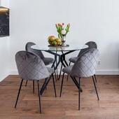 Įkvepiantis derinys🥰 Stalas R-QUATRO ir kėdės DIA 👌❤️#accantobaldai #baldai #baldusalonas #baldaiinternetu #baldudizainas #stilinginamai #virtuve #valgomasis #valgomojobaldai #valgomojostalas #kėdės #stalas #valgomojokedes #dizainas #namams #idejosnamams #ikvepimas #baldustilius #stilingibaldai #vilnius #kaunas #klaipeda #ogmiosmiestas #niccentras #minijosbalducentras #jaukumas #jaukusnamai #jaukumasnamuose #šiluma #modernusdizainas