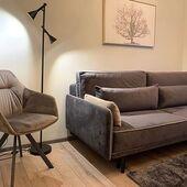 Rami ir jauki svetainės erdvė, kartu su mūsų sofa-lova SINIO ir krėsliuku LINDA😱❤️#accantobaldai #baldai #interjeras #interjerodizainas #svetaine #svetainesbaldai #svetainesinterjeras #sofalova #minkstibaldai #kresliukas #kėdė #rudaspalva #jauku #ramu #poilsis #jaukusnamai #namams #idejosnamams #jaukumas #ikvepimas #namai #aksesuarai #minkstibaldai #harmonija