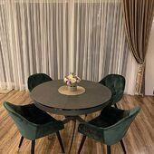 Laimingi klientai - laimingi ir mes! 🤩👌Didelis AČIŪ už šiltus žodžius, klientei Ernestai❤️ #accantobaldai #baldai #baldusalonas #interjeras #namai #jaukusnamai #jaukumas #tuttieduefurniture #dizainas #stilius #interjerodizainas #klientuatsiliepimai #šiluma #stalas #kėdės #valgomojobaldai #valgomasis #namuinterjeras #interjeroidejos #ikvepimas #valgomojokedes #vilnius #kaunas #klaipėda