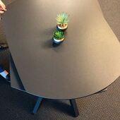 Įspūdingas stalo praskleidimas! 😱🤩#accantobaldai #baldai #baldainamams #baldusalonas #baldaiinternetu #stalas #stalai #virtuvė #virtuvesbaldai #valgomojostalas #valgomasis #modernusstilius #modernusbaldai #modernusdizainas #įspūdingai #jaukusnamai #stilinginamai #isskirtinis #dizainas #stilius #namams #idejos #idejosnamams #ikvepimas #ogmiosmiestas #niccentras #minijosbalducentras #kitoks #jaukumas #dizainoidejos