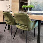NAUJIENA! 😍 Ypač patogios ir stilingos kėdės - RANJA🤩 #accantobaldai #baldai #baldaiinternetu #žaliaspalva #zalia #kedes #stalas #valgomasis #valgomojobaldai #baldudizainas #krėsliukas #namams #idejosnamams #ikvepimas #namudizainas #naujiena #akcijos #komfortas #poilsis #jaukumas #vilnius #kaunas #klaipeda