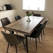 Nuostabi valgomojo erdvė🥰 Tikra spalvų harmonija👌🤗#accantobaldai #baldai #baldainamams #baldusalonas #baldaiinternetu #interjerai #interjeras #valgomasis #valgomojobaldai #stalas #kėdės #virtuvė #virtuvesbaldai #idejos #idejosnamams #namai #namams #jums #dizainas #stilius #harmonija #ramybė #jaukumas #jaukusnamai