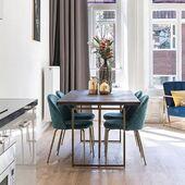 Nuostabus interjeras su mūsų kėdėmis MYSTERE❤️👌#accantobaldai #baldai #interjeras #valgomasis #valgomojobaldai #kėdės #kambarys #virtuvė #virtuvesbaldai #ikvepimas #idejos #idejosnamams #aksesuarai #jaukusnamai #jaukumas #grazu #spalvos #patogumas #poilsis #namai