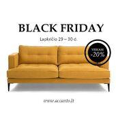 Ar Jūs pasiruošę JUODAI GERIEMS PASIŪLYMAMS? 😱🙈👑🥰#blackfridaysale #fridaysale #juodasispenktadienis #nuolaidos #baldai #ispardavimas #blackfriday #sale #namams #idejosnamams #akcijos #juodaspenktadienis #shoppingday🛍 #penktadienis #lapkričio29