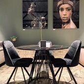 Apvalus pietų stalas - ELMO🥰🤩#accantobaldai #baldai #baldainamams #baldusalonas #vilnius #interjerai #interjeras #ikvepimas #idejosnamams #idejos #prabanga #stalas #prabangusstalas #modernusbaldai #modernusstilius #pietustalas #juoda #juodaspalva #kėdės #jums #jusunamams #baldudizainas #kerintispalva #valgomasis #valgomojokėdė #valgomojostalas #virtuvė #stilius #stilinginamai
