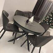 Klientų mėgstamiausias modelis! 🤗❤️Valgomojo stalas - FIORE #accantobaldai #baldai #baldaiinternetu #baldudizainas #stilius #interjeras #namai #jaukumas #jaukusnamai #idejosnamams #valgomasis #valgomojobaldai #valgomojokedes #stalas #valgomojostalas #virtuve #grazusnamai #ikvepimas #klientunuotraukos #klientuatsiliepimai #ispudingai #idejos #idejosnamams #namustilius Didelis AČIŪ @martocka666 ❤️✨