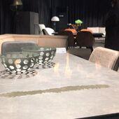 Stiklo keramikos paviršius pasižymi atsparumu karščiui ir įbrėžimams😳👌🧯 #accantobaldai #baldai #stalai #valgomojobaldai #stalas #valgomasis #valgomasisstalas #praktiska #virtuve #namams #idejosnamams #ikvepimas #atsparus #atsparusugniai #seimai #baldusalonas #namai #namuose #namuosegeriausia