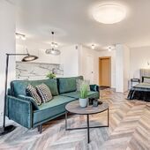 """Ačiū mūsų klientams už pasitikėjimą! 🌻🥰 Dar vienas šaunus projektas, už kurį dėkojame Anelė Mi. Mūsų baldai: sofa """"Sinio"""" kavos staliukas """"Alisma"""" kėdės """"Atalaia"""" #accantobaldai #baldai #baldainamams #baldaiinternetu #svetaine #svetainesbaldai #sofa #interjerai #idejos #idejosnamams #ikvepimas #namai #namams #svetainėsdizainas #interjeras #kėdės #valgomasis #valgomojokėdė #dizainas #stilius #stilinginamai #klaipėda #jums #žalia #poilsis #kavosstaliukas #valgomojobaldai #interjerodizainas #interjerodetales"""