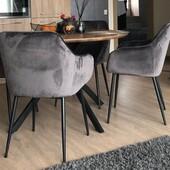 Krėsliukai kurie jau tapo mūsų TOP modeliu. Krėsliukas - 86204. 🥰 Ačiū klientams už nuotraukas! #accantobaldai #baldai #kėdės #krėsliukas #valgomasis #valgomojobaldai #namai #idejosnamams #idejos #ikvepimas #valgomojobaldai #valgomojokedes #baldusalonas #baldaiinternetu #pilkaspalva #komfortas #poilsis #geranamuose