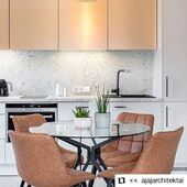 #Repost @ajajarchitektai • • • • • • Mūsų stalas RQUATRO ir kėdės ADAH🥰 #accantobaldai #baldai #stalas #interjeras #kėdė #virtuvė #virtuvesbaldai #valgomojobaldai #valgomasis #valgomojostalas #namai #modernusbaldai #dizainas #jauku #baldaiinternetu || photo @donatas.petkus ||