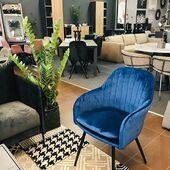 Ryškus akcentas valgomajame krėsliukas - MOREN✨🤩#accantobaldai #baldai #krėsliukas #kėdė #valgomasis #valgomojobaldai #baldudizainas #stilius #spalvos #spalvosįkvepia #ryški #melyna #spalva #ikvepimas #idejos #idejosnamams #baldainamams #klasikiniaibaldai #modernusbaldai #siuolaikiskibaldai #modernusstilius #modernusdizainas #namai #jaukusnamai #jaukumas #svetaine #svetainėsbaldai #miegamasis #miegamojobaldai
